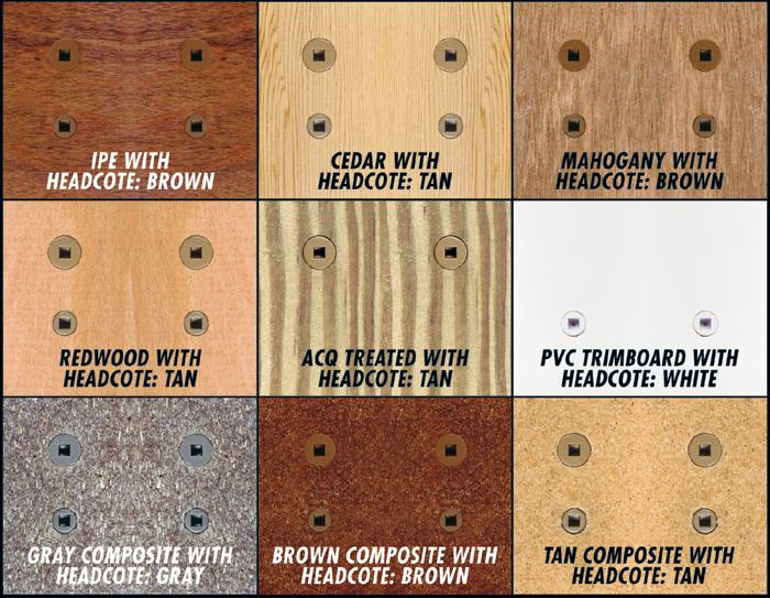 What Type Of Framing Material Should I Use For My New Deck Acq Is The Pressure Treated Southern Yellow Pine Stands Alkaline Copper Quat Which