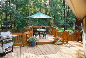 You deck is the perfect outdoor gathering space, ensure that it looks its best year-round with these tips.