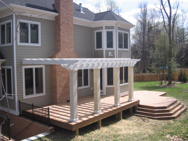 pergola - Pergolas And Their Advantages