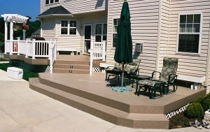Are you ready to design your beautiful low maintenance deck?