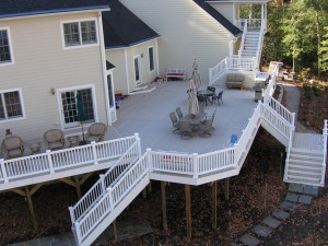 Return on Investment Deck Maryland