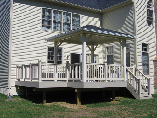 Typical Maryland Deck Issues