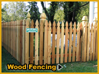A fence is a great way to add personality to your yard, and it gives the added benefit of privacy.
