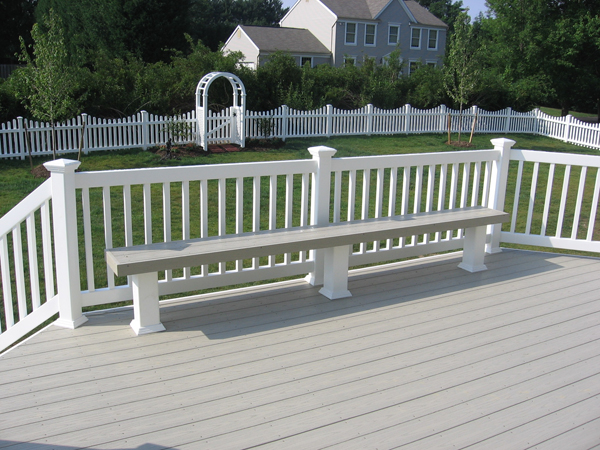 What is a better investment a wood or composite deck for Cost of composite decking vs pressure treated