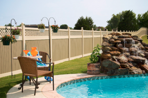 Enjoy outdoor living and ultimate privacy this summer when you install a fence on your Maryland property.