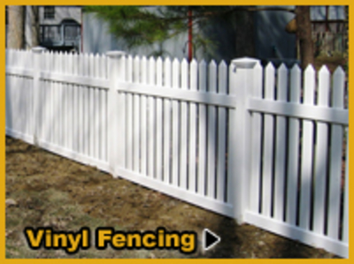 Here are three reasons why a vinyl fence is a perfect choice for you!