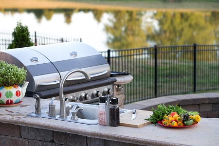 Tips for Successfully Winterizing Your Outdoor Kitchen