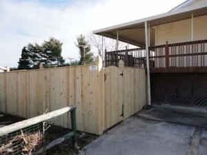 Fence Construction Maryland