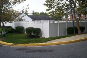 Vinyl Fence Maryland