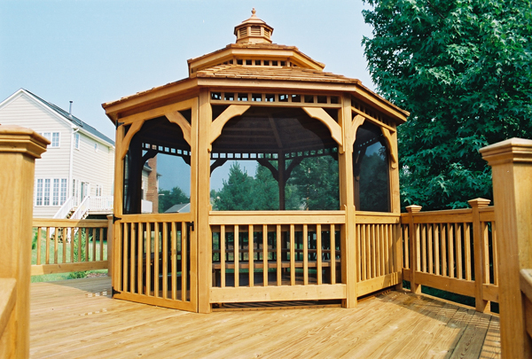 How to Maintain Your Beautiful Gazebo Throughout the Year
