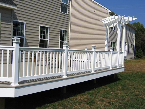 fall deck maintenance,