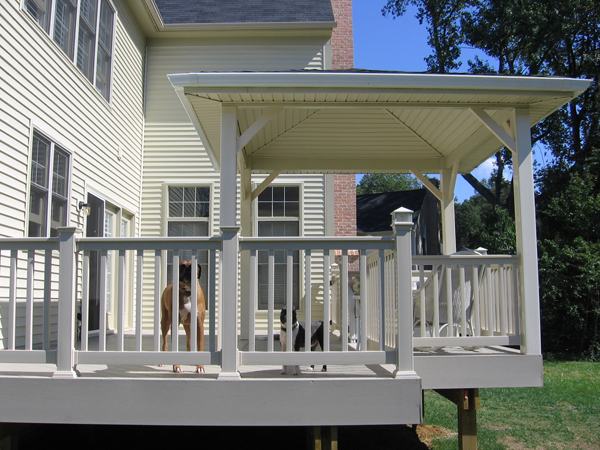 What Causes Loose Deck Railings?