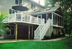 Why You Should Consider Adding a Beautiful Screen Porch to Your Home this Year