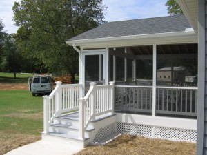 How to Keep a Screened Porch Cool in Summer