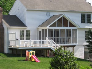 Screen Porch Styles and Screening Options