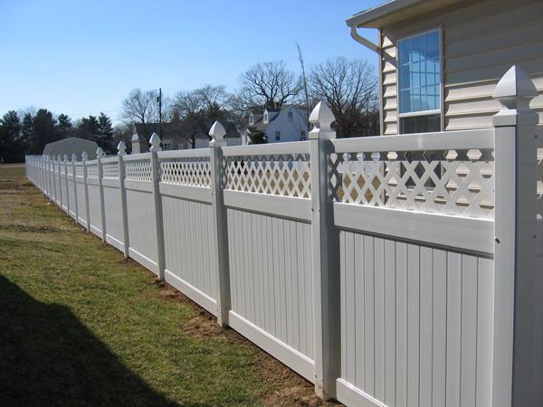 Vinyl Fencing Amp Vinyl Fence Installation Baltimore