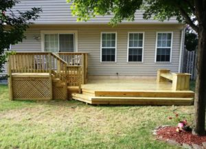 Deck Companies in Severn