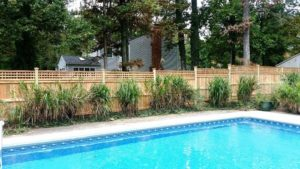 Best Materials for a Pool Fence