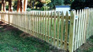 DIY Wood Fence Materials in Gambrills, MD