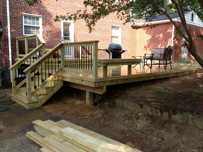 Preparing Your Deck for Spring