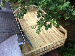 Deck Companies in Hanover, Maryland