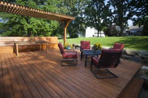 How to Make a Wood Deck Less Slippery