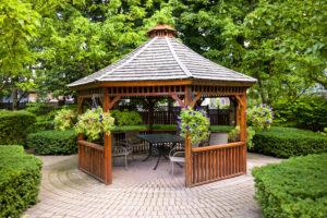 Best Placement for a Gazebo