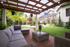 Best Placement for a Pergola