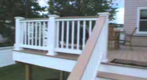 Winter Care for Your Vinyl Deck
