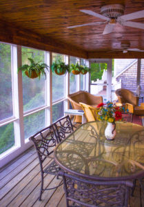 The Top Three Benefits of Screened In Porches