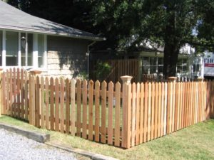 Fall Maintenance for Your Wood Fence