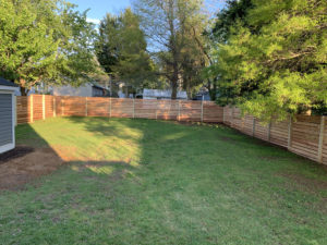 Great Testimonial for Mid-Atlantic Deck & Fence