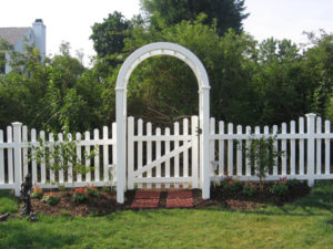 vinyl fences in anne arundel county Mid-Atlantic Deck and Fence