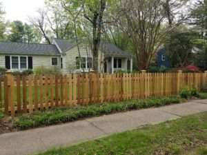 wood fences in anne arundel county Mid-Atlantic Deck and Fence