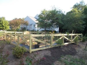 mid-atlantic deck and fence wood fences in Davidsonville