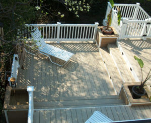 mid-atlantic deck and fence composite decking in Anne Arundel County