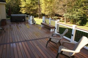 mid-atlantic deck and fence Trex decks in Annapolis