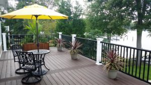 mid-atlantic deck and fence trex decks in anne arundel county