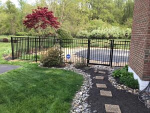 Great Pool Fence Review from Teri & John!