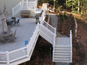 mid-atlantic deck and fence composite decking in Davidsonville