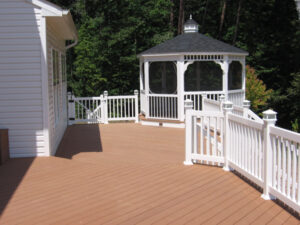 mid-atlantic deck and fence composite decking in Severna Park