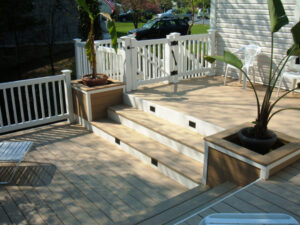 mid-atlantic deck and fence composite decking in Arnold