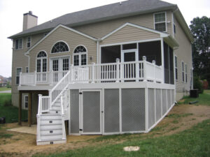 mid-atlantic deck and fence best composite decking in Millersville