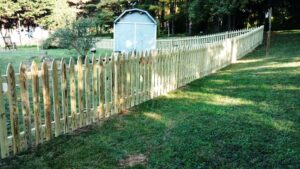 mid-atlantic deck and fence best wood fences in Bowie