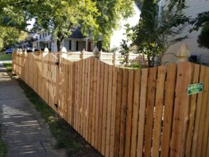 mid-atlantic deck and fence best wood fences in Columbia