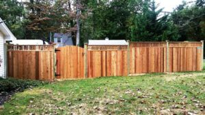 mid-atlantic deck and fence best wood fences in Ellicott City