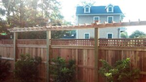 mid-atlantic deck and fence best wood fences in Howard County