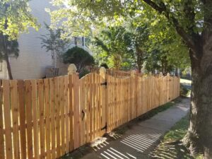 mid-atlantic deck and fence best wood fences in Upper Marlboro