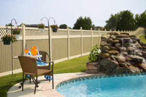 mid-atlantic deck and fence vinyl fences in Fulton